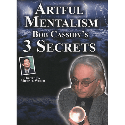 Artful Mentalism: Bob Cassidy's 3 Secrets - AUDIO DOWNLOAD