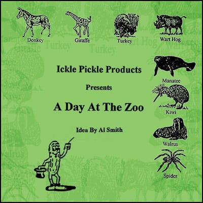 A Day At The Zoo by Ickle Pickle - Trick