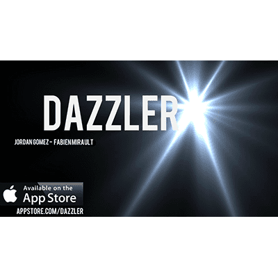 Dazzler (Gimmick only) by Jordan Gomez and Fabien Mirault - Trick