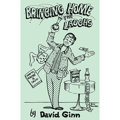 Bringing Home The Laughs by David Ginn - eBook DOWNLOAD