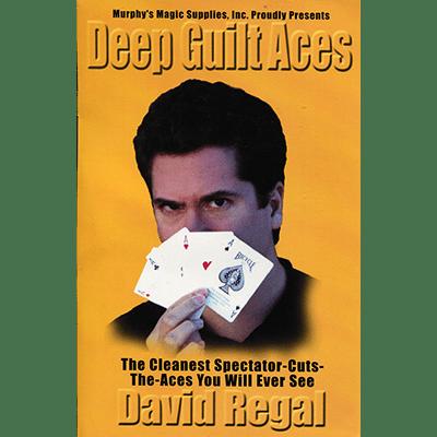 Deep Guilt Aces trick by David Regal