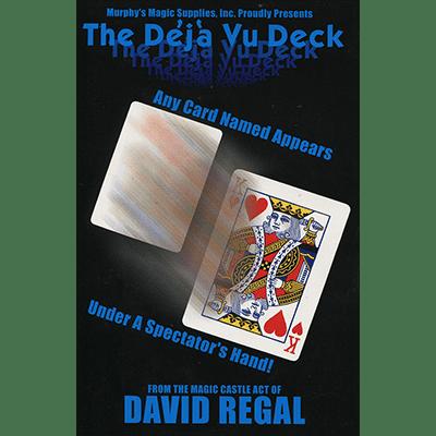 Deja Vu Deck - David Regal