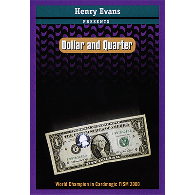 Dollar and Quarter by Henry Evans - Trick