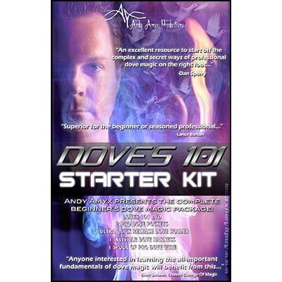 Doves 101 Starter Kit by Andy Amyx - Trick
