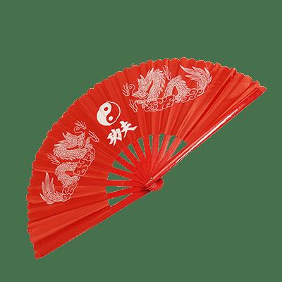 Dragon Fan by Alan Wong - Trick