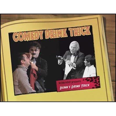 Comedy Drink Trick by Paul Romhany - Trick