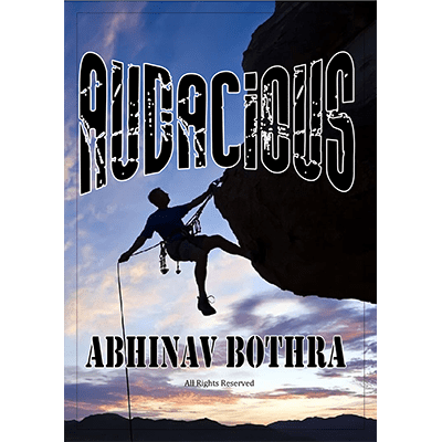 Audacious by Abhinav Bothra - eBook DOWNLOAD