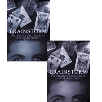 Brainstorm Set (Vol 1 and 2) by John Guastaferro video DOWNLOAD