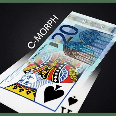 C-MORPH - Cash to Card by Marko Mareli