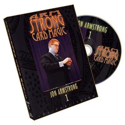 Armstrong Magic Vol. 1 by Jon Armstrong - DVD