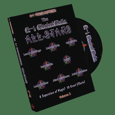 A-1 Magical Media All Stars Volume 2 - DVD