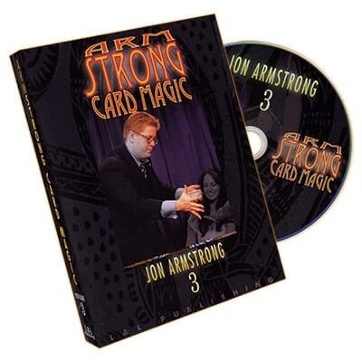 Armstrong Magic Vol. 3 by Jon Armstrong - DVD