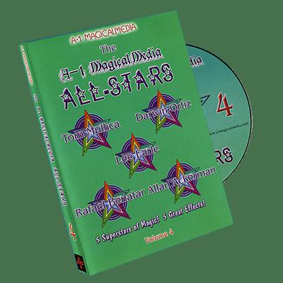 A-1 Magical Media All Stars Volume 4 - DVD