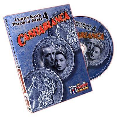 Palms of Steel 4: Cashablanca by Curtis Kam - DVD