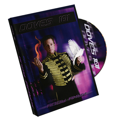 Doves 101 Andy Amyx, DVD