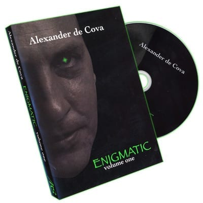 Enigmatic Volume 1 by Alexander DeCova - DVD