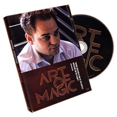 Art of Magic by Wayne Houchin - DVD