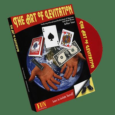 Art of Levitation Arthur Tracz, DVD