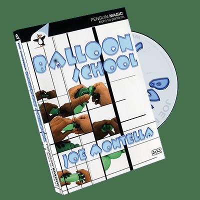 Balloon School by Joe Montella - DVD