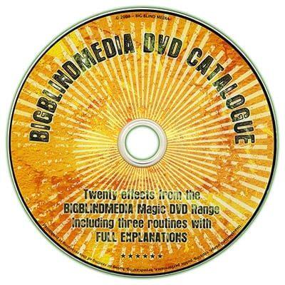 Big Blind Media DVD Catalog - DVD
