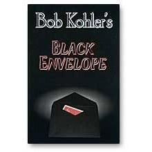 Black Envelope by Bob Kohler - DVD