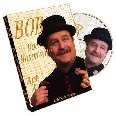 Bob Does Hospitality - Act 2 by Bob Sheets - DVD