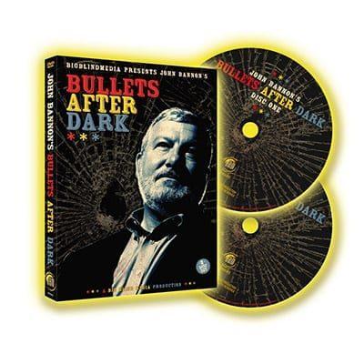 Bullets After Dark (2 DVD Set) by John Bannon & Big Blind Media - DVD