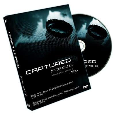 Captured by Justin Miller - DVD