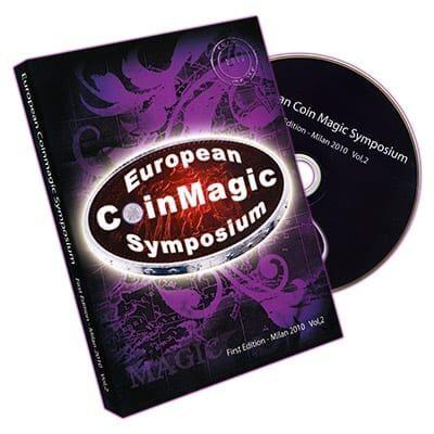 Coinmagic Symposium Vol. 2 - DVD