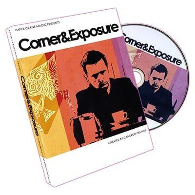Corner & Exposure by Cameron Francis & Paper Crane Productions - DVD
