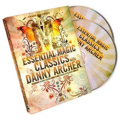 Danny Archer's Essential Magic Classics (2 DVD SET) by Big Blind Media - DVD