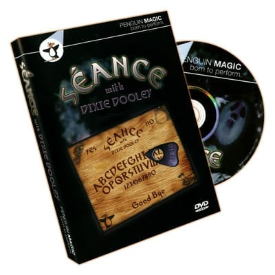 Seance by Dixie Dooley - DVD