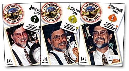 Bar Magic Doc Eason- #1, DVD