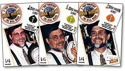 Bar Magic Doc Eason- #3, DVD