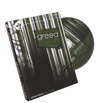 Greed by Daniel Garcia - DVD