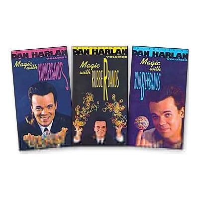 Rubberband Vol #1 by Dan Harlan - DVD