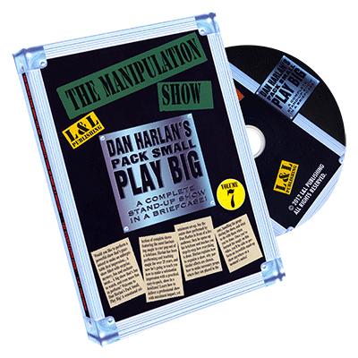 Harlan The Manipulation Show - DVD