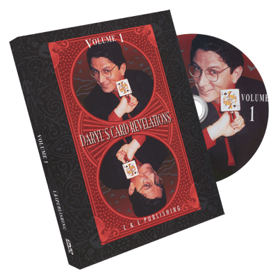 Daryl Card Revelations- #1, DVD by L&L Publishing