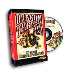 Dragon Thread Wong, DVD