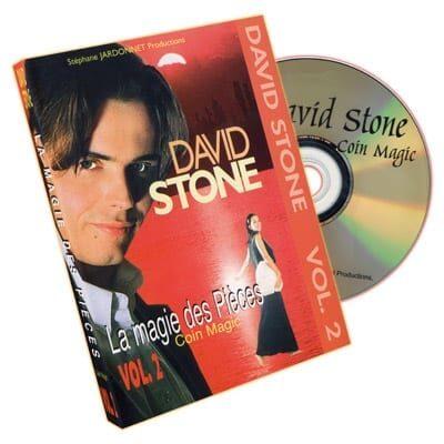 Coin Magic - Vol. 2 by David Stone - DVD