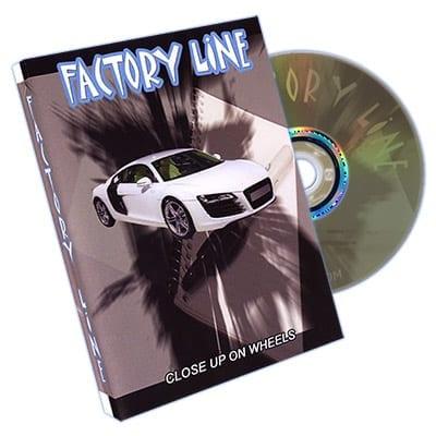Factory Line by Sean Scott - DVD