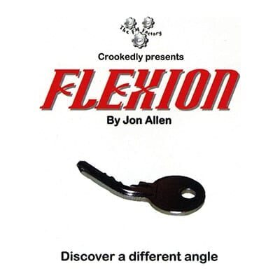 Flexion (Gimmick and DVD) by Jon Allen - DVD