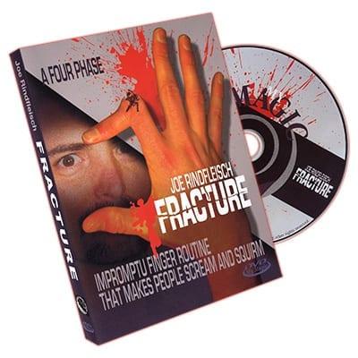 Fracture by Joe Rindfleisch - DVD