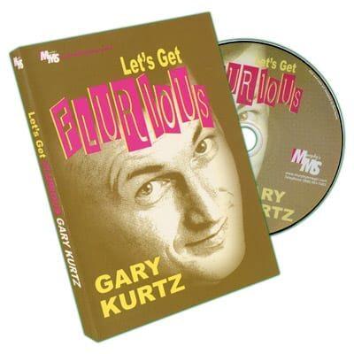 Let's Get Flurious by Gary Kurtz - DVD
