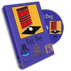 Egg Bag Greater Magic Teach In, DVD
