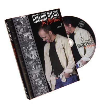 In Action Volume 2 by Gregory Wilson - DVD