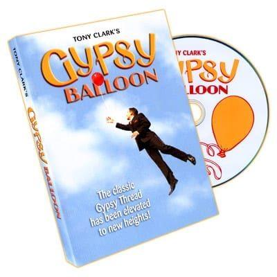 Gypsy Balloon by Tony Clark - DVD