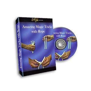 HR Rope, DVD