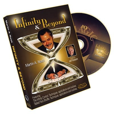 Martin A. Nash's Infinity & Beyond - DVD