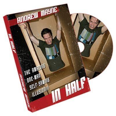 In Half by Andrew Mayne - DVD